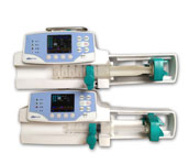 Dual channel syringe pump CP-2100